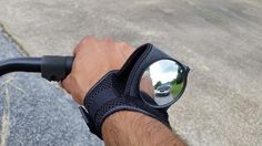Bicycle Wrist Safety Rear Mirror