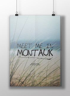 "Eternal Sunshine Of The Spotless Mind ""Meet Me In Montauk"""