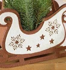 cestini natalizi in feltro - Cerca con Google