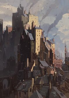 Ian McQue ✤ || CHARACTER DESIGN REFERENCES |
