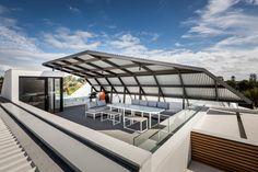 [BY 가치] 내가 제일 좋아하는 호주 주택! 폭이 좁고 긴 부지의 60평대 모던주택은 가족, 친구들과 즐거...