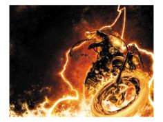 GHOST RIDER #1 COVER: GHOST RIDER