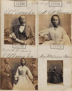 Photographs uncovering Britain's black history before the Windrush Generation have been unveiled in a new exhibition at the National Portrait Gallery. Portraits of black Britons dating back to the invention of photography have been unearthed after 125 years wrapped in tissue paper and hidden from public view. Black Chronicles is a collection of portraits of black British figures, challenging the assumption that there was not a black presence in Britain before the arrival of SS Empire…