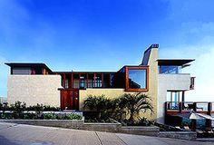 California Architecture - Ocean Residence
