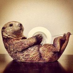 Modcloth - Alma Otter Tape Dispenser