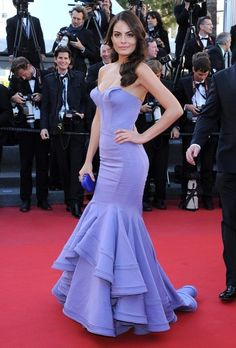 "Ximena Navarrete Photos Photos - 66th Annual Cannes Film Festival - ""Venus in Fur"" Premiere..Palais des Festivals, Cannes, France..May 25, 2013..Job: 130525AC4..(Photo by Axelle Woussen / Bauer-Griffin)..Pictured: Ximena Navarrete. - 'Venus in Fur' Premieres in Cannes"
