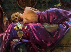 Shimmer ~  Daniel F. Gerhartz