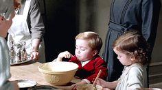 Downton Abbey Season 6 George and Marigold..