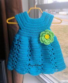 Ribbon & Lace Infant Dress   Craftsy