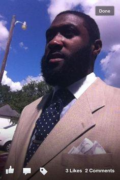suit by Ralph Lauren shirt & tie by Ralph Lauren