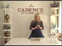 Cadence Kontür Rölyef Pasta - YouTube