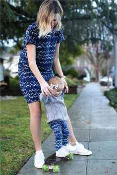Shirt Dress, T Shirt, Parents, Children, Baby, Photography, Outfits, Dresses, Fashion