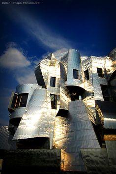 Weisman Art Museum Frank Gehry