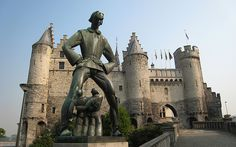 Belgium - Het Steen, Antwerp | Flickr - Photo Sharing!