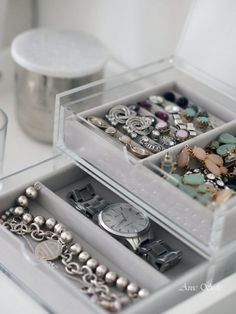 Avec Sofié blog/#Muji #jewelry box