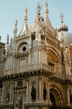 San Marco, Venice - Italy- The Church is just magnificent!