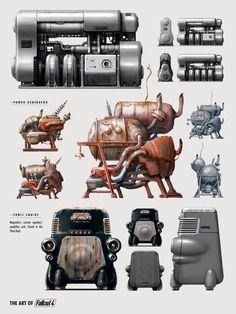 Fallout 4 – 366 фотографий