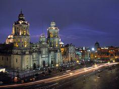 The Zocalo, Mexico City, Mexico