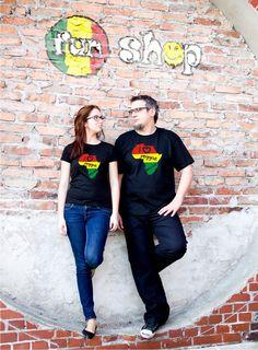 Koszulka #reggae w dostępna już w sklepie