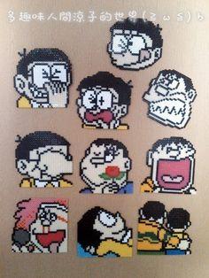 多趣味人間涼子的世界:拼豆分類文章簡文 - 樂多日誌