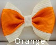 Orange hairbow- up and coming in late August!