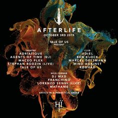 Tale Of Us Announce Afterlife Ibiza 2019 Closing Party Line Up - Viralbpm