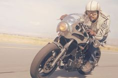 Faster Son: A Yamaha MT-07 concept from Shinya Kimura - Shinya is an amazing artist