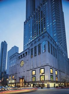 45be9a88f36 The Four Seasons Chicago...with indoor access to The Shops at 900 North