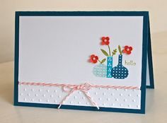 Bright Blossoms - Stampin' Up!