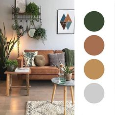 Interior Design Living Room, Living Room Designs, Living Room Decor, Bedroom Decor, Interior Design Color Schemes, Bedroom Ideas, Green Color Schemes, Design Palette, Interior Design Boards