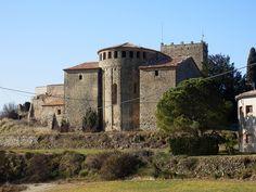 Monestir de Santa Maria de Serrateix, una joia a #elberguedà #catalunya