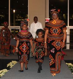 Cameroonian traditional dress