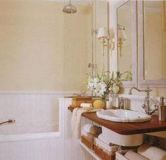 baño cortesía
