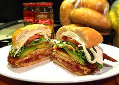 now that's a big sandwich! #makethatsandwich