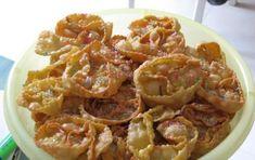 Cartellate pugliesi - Le Cartellate sono golosi dolci della tradizione culinaria  pugliese che solitamente si cucinano nel  periodo natalizio.