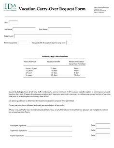 Leave Request Form Sample 2016102701  Modellbahn  Pinterest