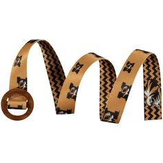 Missouri Tigers Women's Reversible Nylon Belt - $18.99