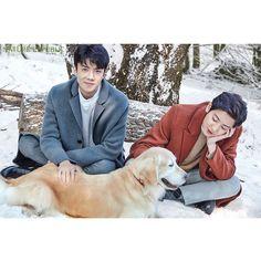[HQ] Chanyeol and Sehun 180108 Nature Republic CF