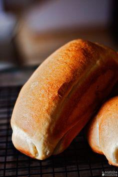 A Cozinha Coletiva: Pão Branco no estilo Japonês... e Rabanadas Brûlée