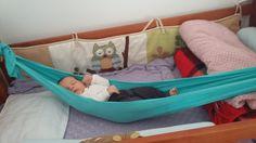 Sling Wrap vira rede pra bebê dormir | Taco de Mulher
