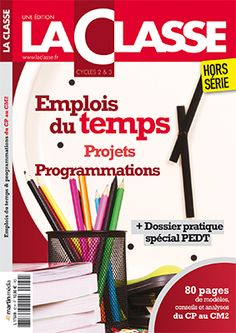 Emplois du temps 2015-2016 CP-CM2 Back To School, Cycle 2, Classroom, French, Learning, Jobs In, Kindergarten Classroom, Elementary Schools, Index Cards