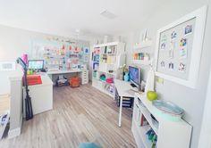 Extraordinary Craft Room