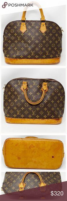 7 Best Pre owned Louis Vuitton Alma images   Dust bag, Louis vuitton ... 0980aeb122