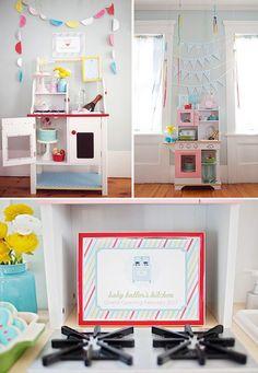 Bun in the Oven? baby shower via Kara's Party Ideas @HUGGIES Baby Shower Planner Baby Shower Planner