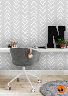 Removable wallpaperself adhesive wallpaper  von OrangeAwenue