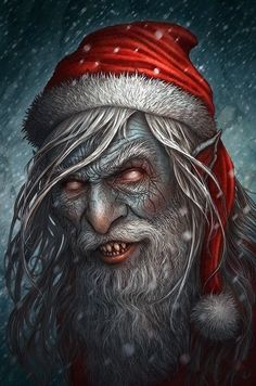 Evil Santa!!!