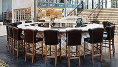 Primer restaurant de Barcelona multi-espai on gaudir de receptes de la Península, elaborades amb productes de qualitat. Ubicat a Passeig de Gràcia