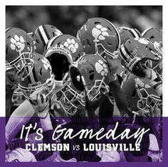 Get up Tigers! It's Gameday! Clemson Football, Tigers, Beats, Big Cats