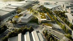 Airbus abre «campus» en Getafe