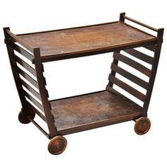 ca 1945 - Rietveld, Gerrit -Tea Cart Metz & Co